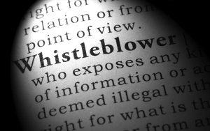 Whistleblower Definition